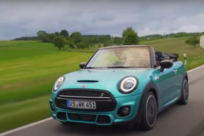 Video: 2020 Mini Cooper S Cabriolet | Fahrbericht | BlackForestDrive