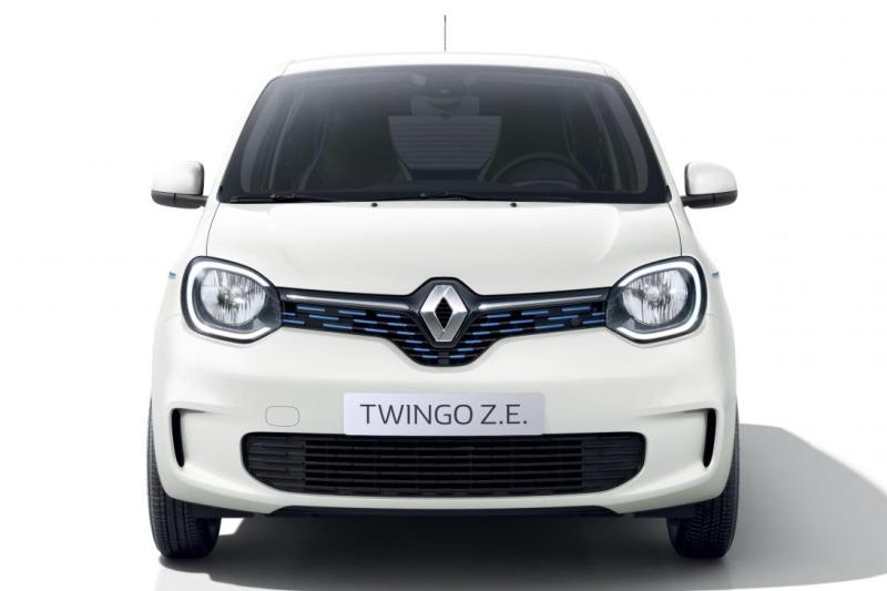 Der neue Renault Twingo Z.E.