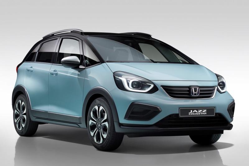 Video: Honda Jazz Crosstar 2020 | Test | GO! Das Motormagazin