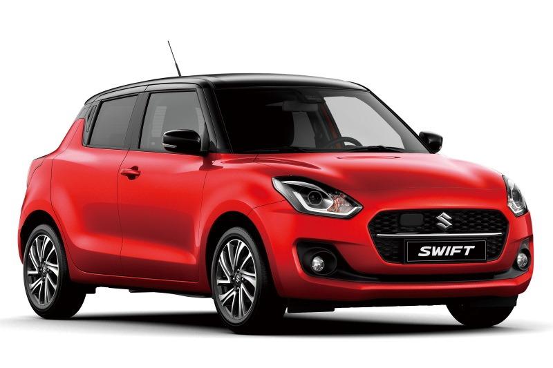 Suzuki Swift weiter verfeinert