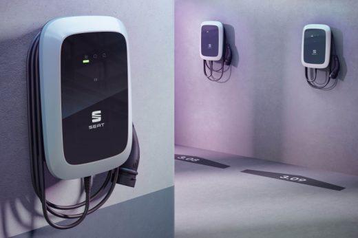 Einfach Strom tanken – mit dem SEAT Charger