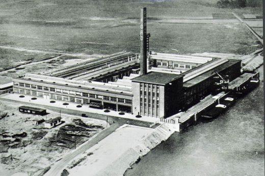 Ford-Werk Köln-Niehl, 2. Oktober 1930