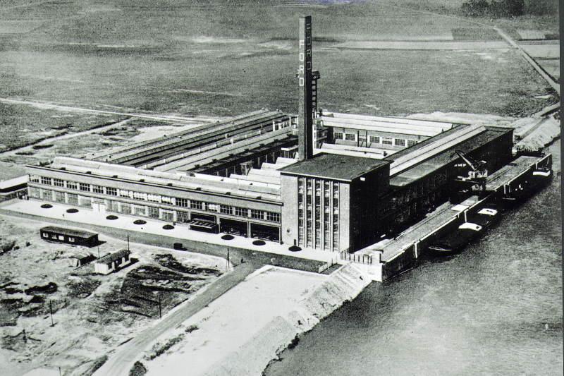 Ford-Werksjubiläum: Vor 90 Jahren beginnt Kölner Erfolgsgeschichte