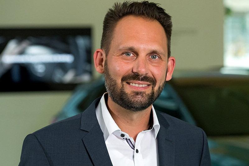 Tobias Krumnikl verantwortet Flotte und Gebrauchtwagen bei Hyundai