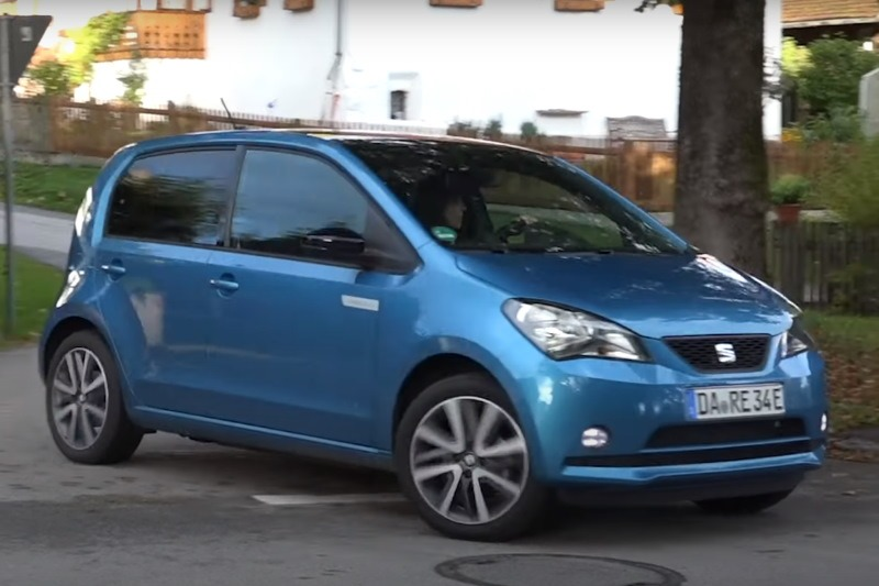 Video: Seat Mii electric | Autopraxistest.de