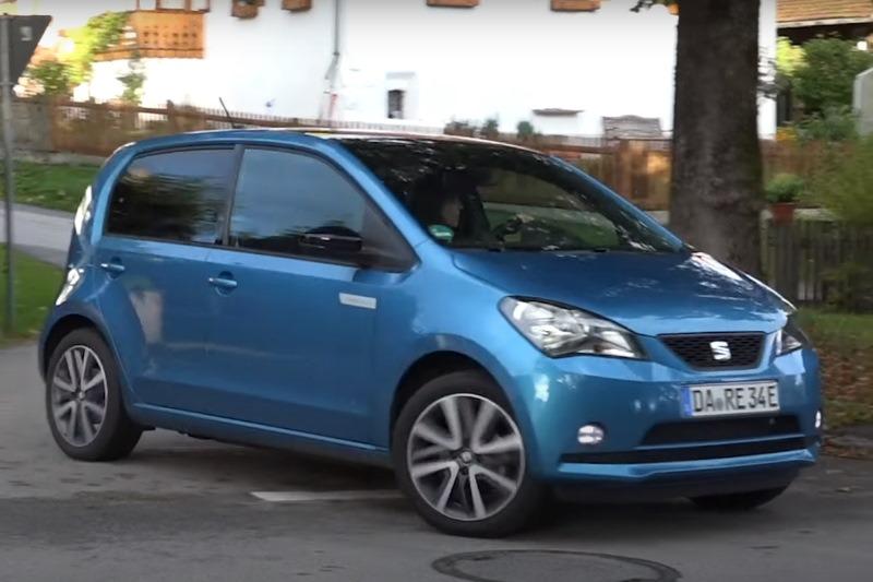Video: Seat Mii electric | Autopraxistest.de
