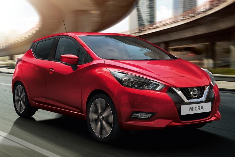 Nissan Micra: Mit neuer Angebotsstruktur ins Modelljahr 2021