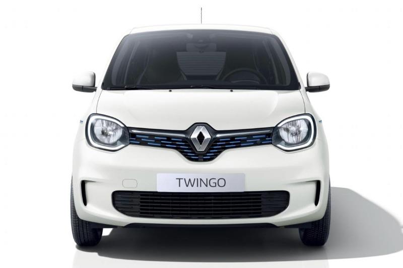Der neue Renault Twingo Electric