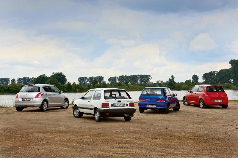 Geschichten aus einem Jahrhundert Suzuki: Der Swift – der Dauerbrenner