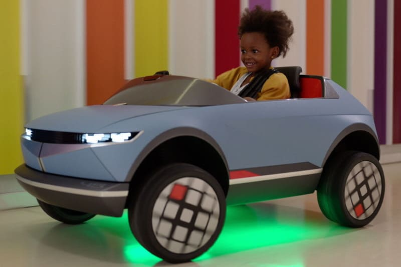 Hyundai Motor Company präsentiert Kinder-Elektroauto