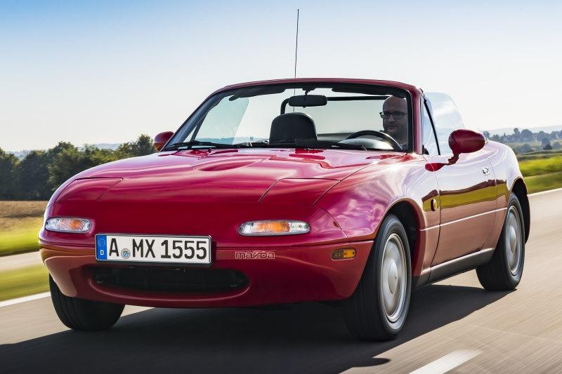 H-Kennzeichen Klassiker 2021: Mazda MX-5 und Mazda 121