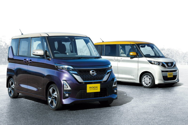 "Nissan Roox in Japan zum ""Kei-Car Of The Year"" gekürt"