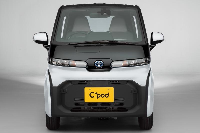 Toyota bringt Elektrofahrzeug C+ pod in Japan auf den Markt