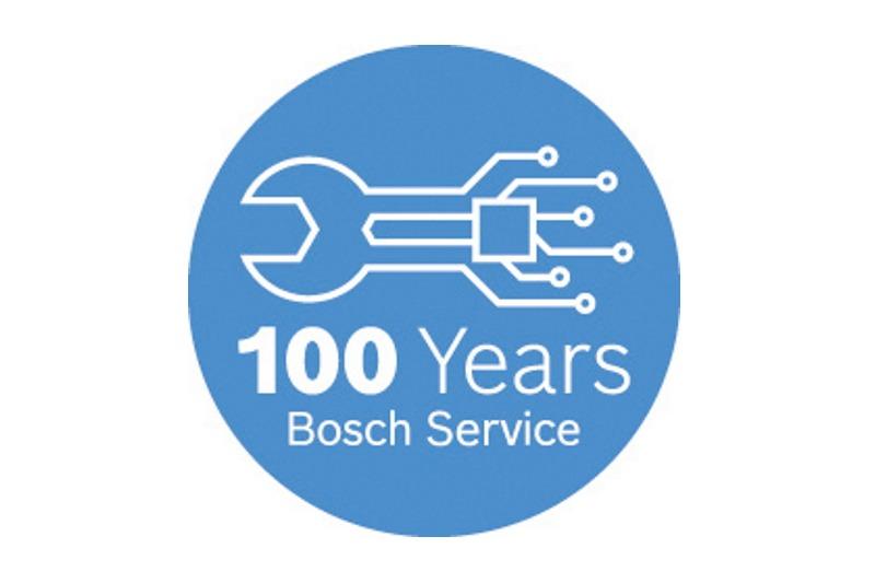 100 Jahre Bosch Car Service