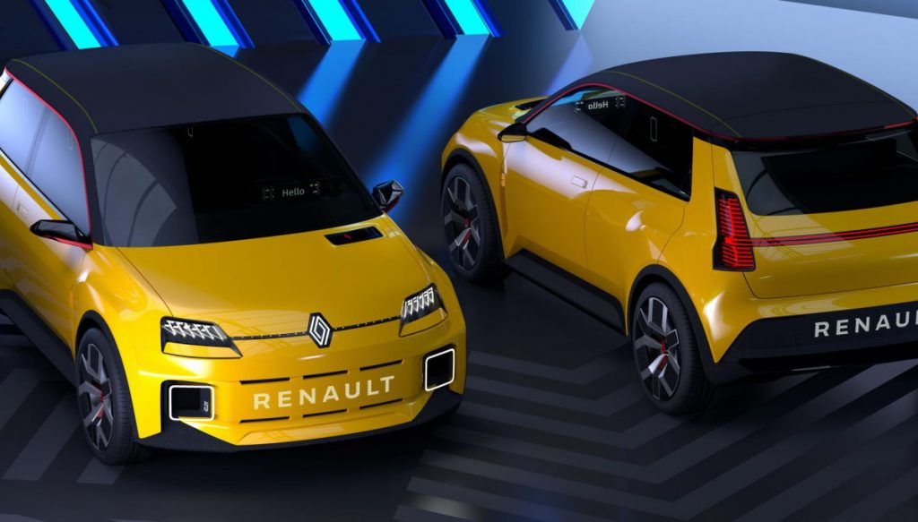 Renault 5 Prototype: Mit Stil und Emotionen zurück in die Zukunft