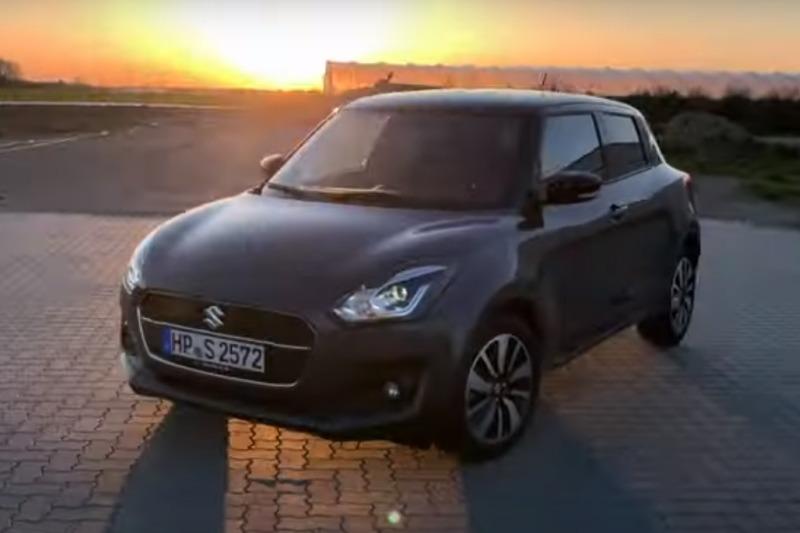 Video: Suzuki Swift 1.0 SHVS | Macht der Mild-Hybrid Sinn? | Test | AUTOmativ.de