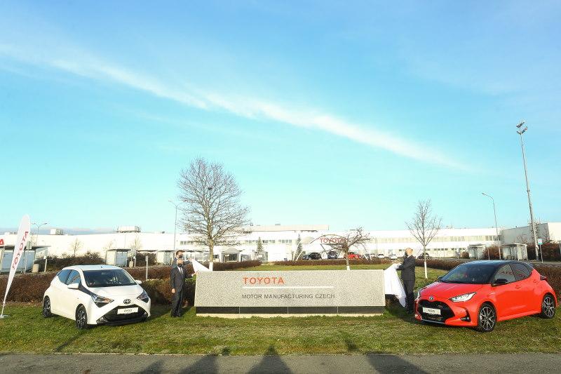 Toyota übernimmt Produktionsstätte Kolin in der Tschechischen Republik komplett