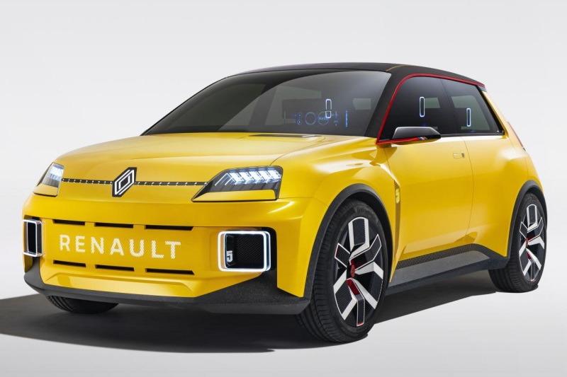 Renault 5 Prototype: Die Wiedergeburt eines Kultautos