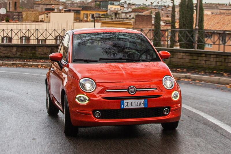 Neue Ausstattungslinien für den Fiat 500