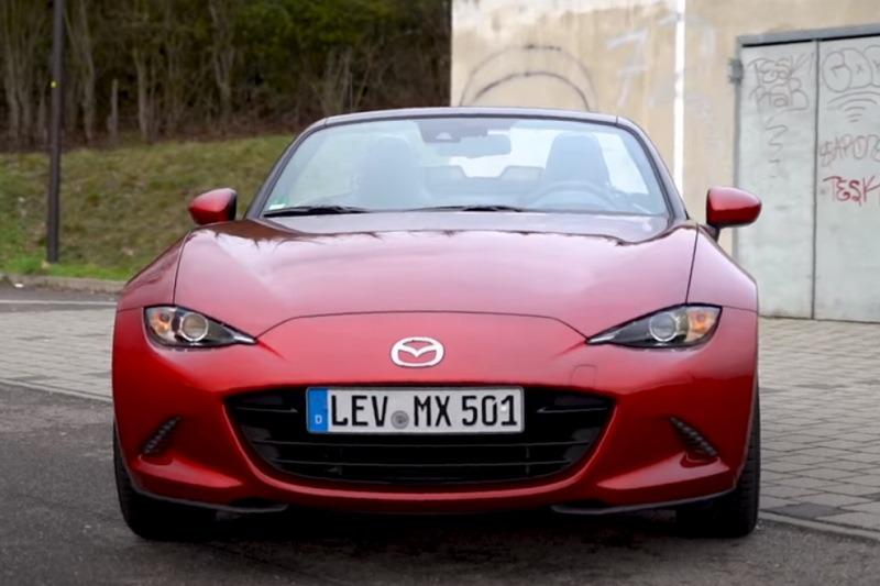 Video: Mazda MX-5 Roadster Skyactiv-G 2.0 (2020) | Gestern, heute und morgen ein Klassiker! | Car Ranger