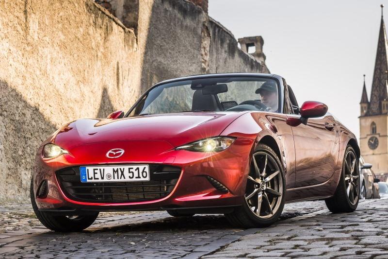 """Mazda MX-5 gewinnt im dritten Jahr in Folge """"Best Cars"""""""