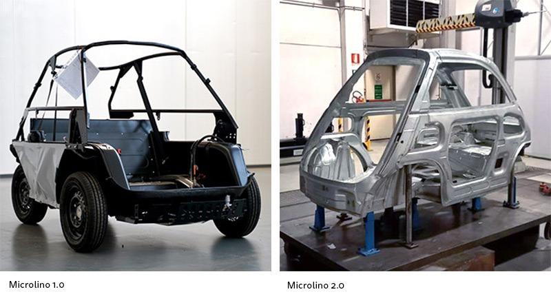 Microlino Prototyp