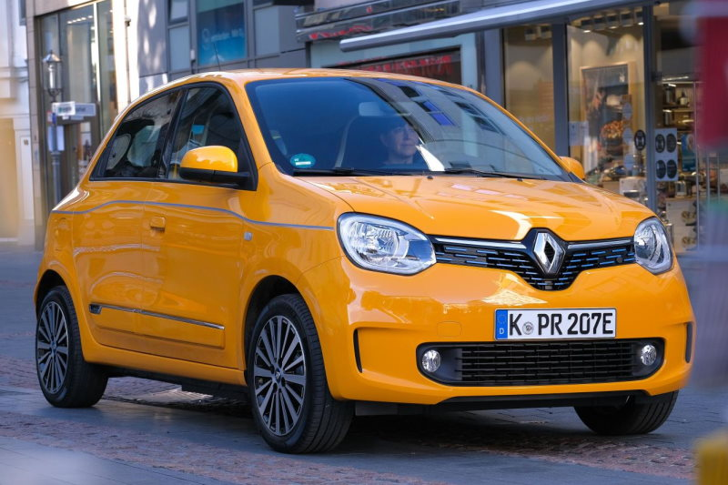 Renault Twingo Electric: Neue Versionen erhältlich