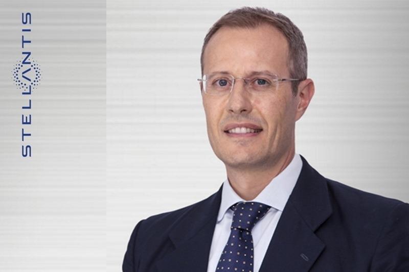Andrea Bandinelli verantwortet Investor Relations von Stellantis