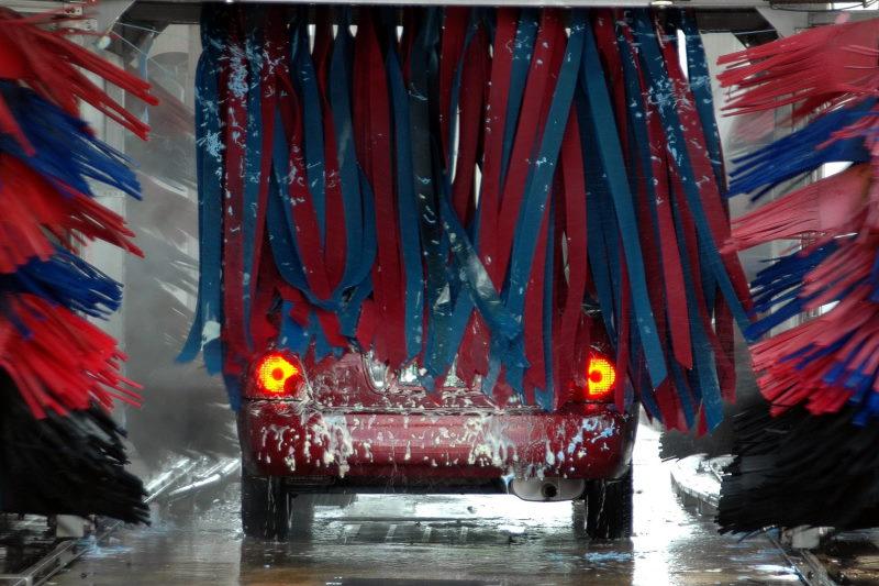 Autopflege nach dem Winter