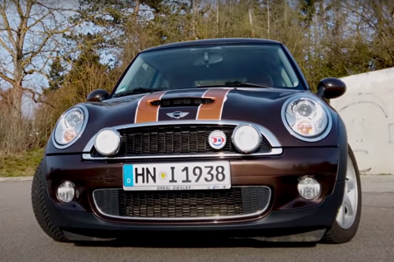Video: Mini Cooper S Mayfair Edition (2009) | A Very British Go-Kart? | Vorstellung & Test | Car Ranger