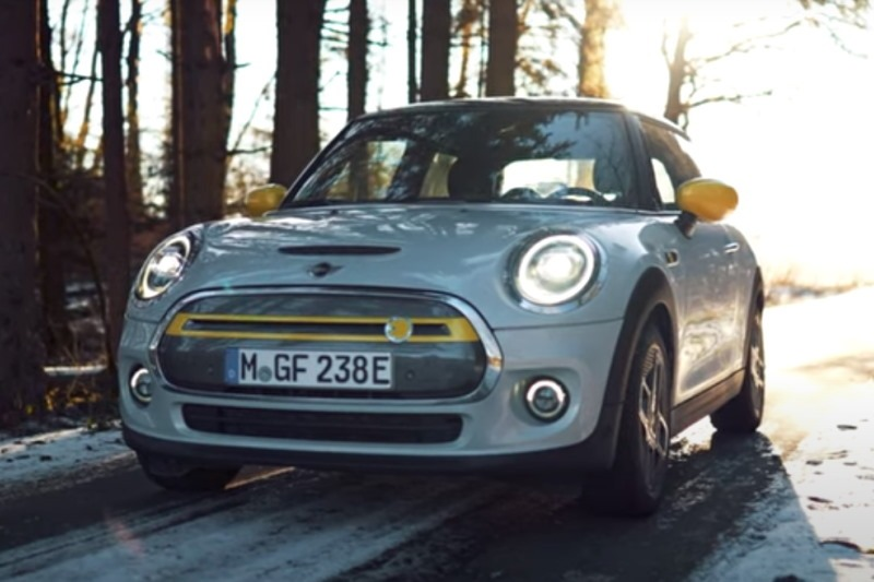 Video: Mini Cooper SE | Test | MotorWoche