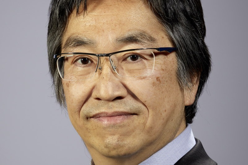 Kota Matsue, Vice President und General Manager R&D Centre, Mazda Motor Europe