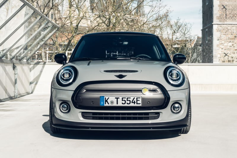 KRUMM-Performance MINI Cooper SE
