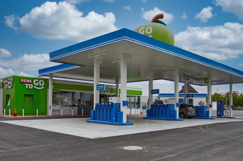 Aral eröffnet neuen Autohof am Dortmunder Hafen