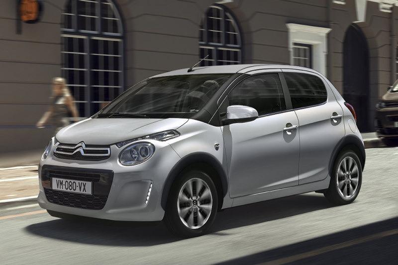 Sonderedition Citroën C1 Millenium