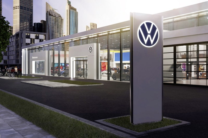 Volkswagen, Autohaus