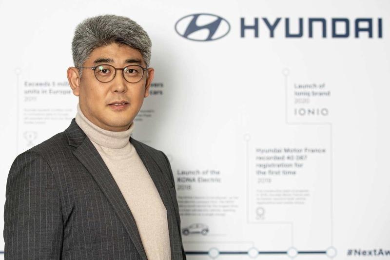 Wang Chul Shin, Hyundai 2021