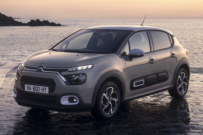 Sonderedition Citroën C3 Saint James