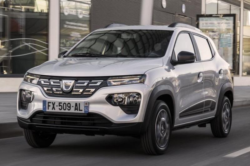 "Dacia Spring: Basisversion ""Comfort"" ab sofort bestellbar"