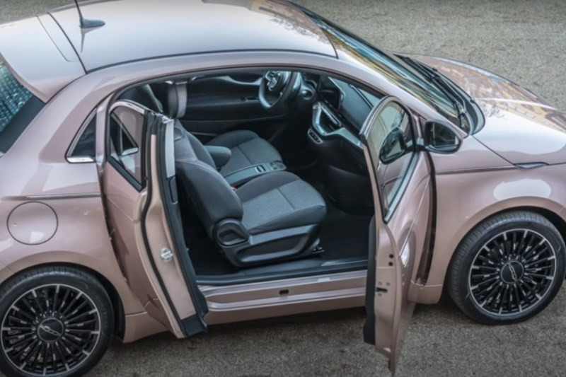 Video: Fiat 500 im Elektroautotest | Bloch erklärt | auto motor und sport