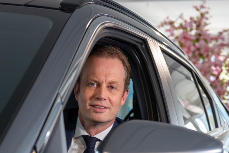 Frank Krol neuer Präsident und CEO von Mitsubishi Motors Europe