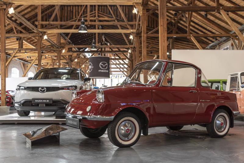 Wiedereröffnung des Mazda Museums in Augsburg am 24. Juni 2021