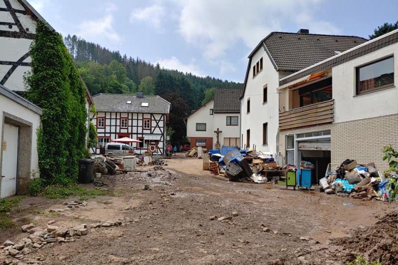 Hochwasser Reifferscheidt