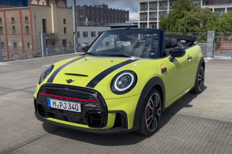 Vdeo: Mini John Cooper Works | Fahrbericht | the car crash review