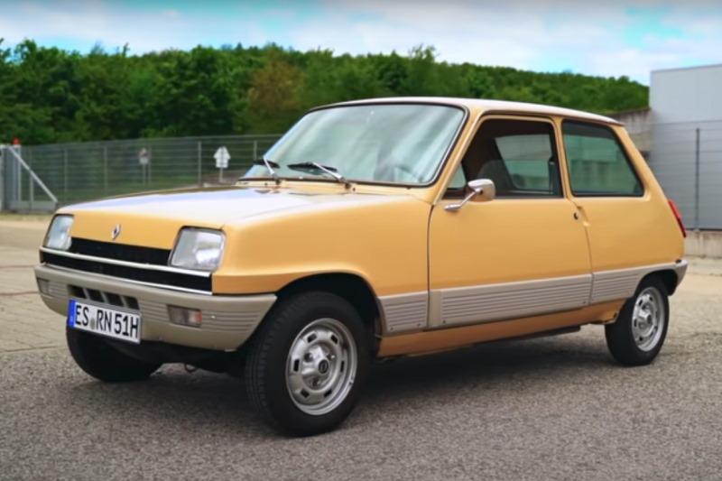 Renault 5 GTL 1977