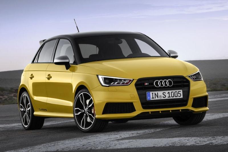 Video: Audi S1 – Gelber Giftzwerg mit Allrad – Die Tester | auto motor und sport