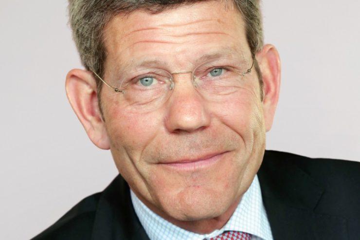 Bernhard Mattes, Präsident des Verbandes der Automobilindustrie