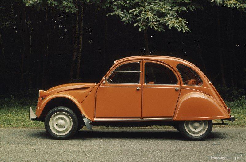 Citroën 2CV | Foto: Citroën