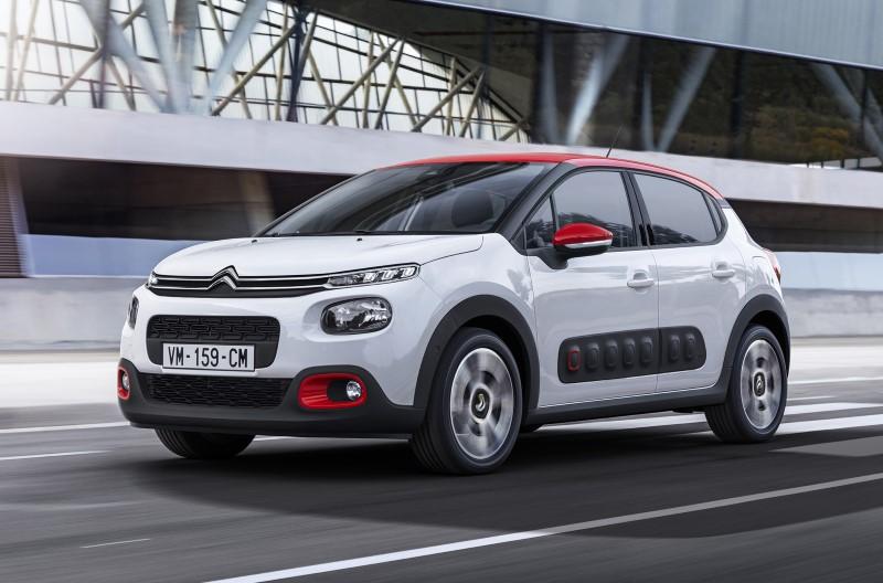 Citroën C3 erreicht in der J.D. Power Kundenzufriedenheitsstudie den zweiten Platz