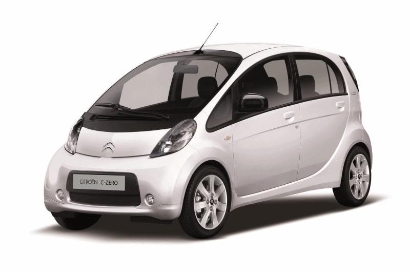 """Citroën C1 und C-Zero unter den Top 3 der """"Restwertriesen 2023"""""""